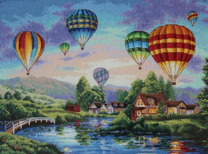 Balloon Glow_dimensions_cross_stitch_1