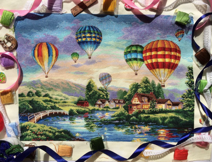 Balloon Glow_dimensions_cross_stitch_2