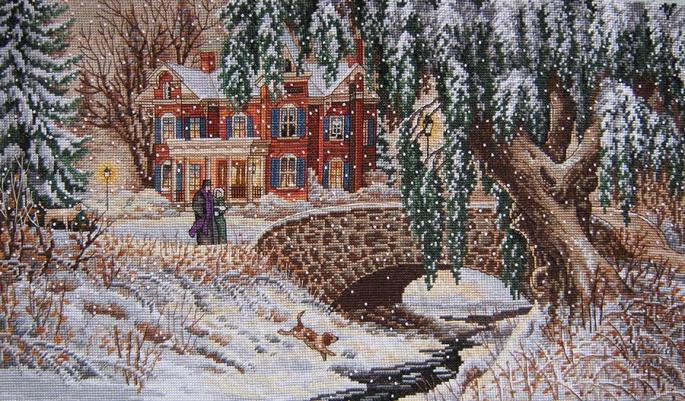 winter_lace_cross_stitch_1